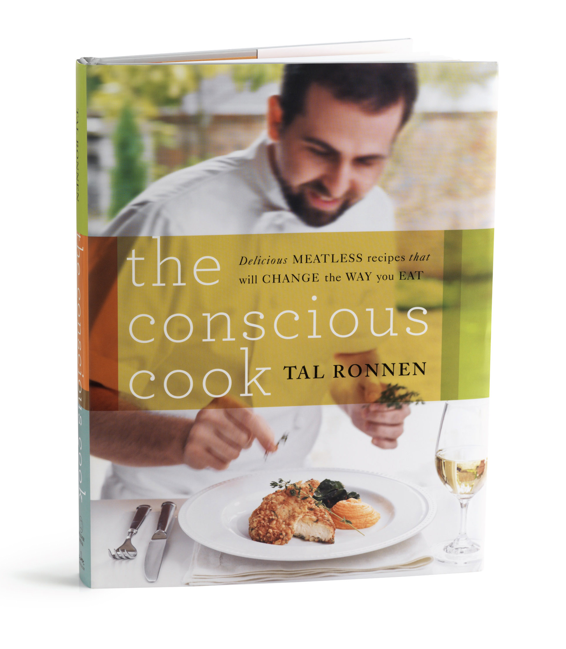 Tal Ronnen Cookbook