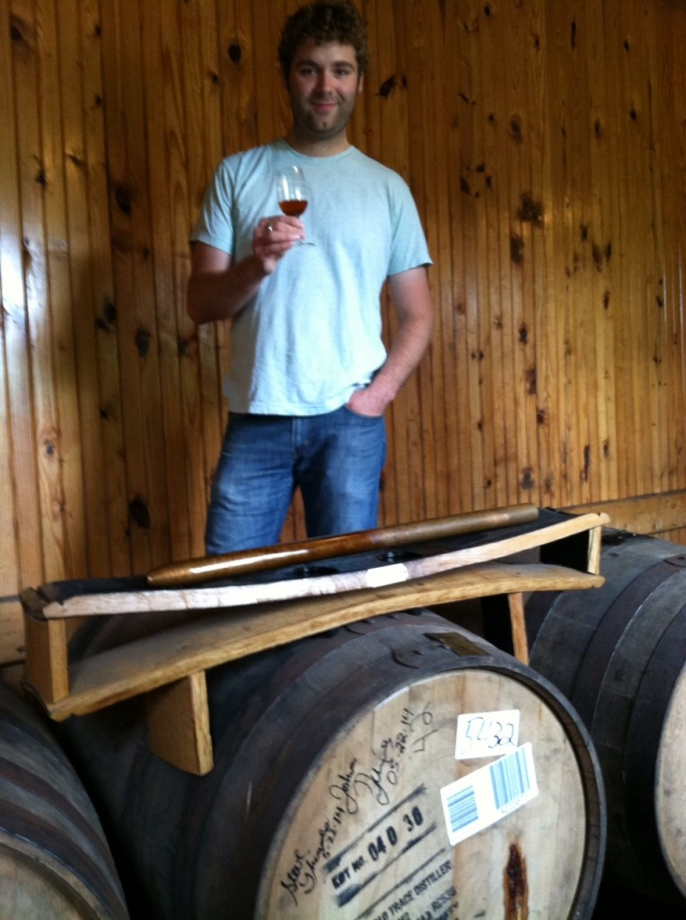 Barrel Selection at Buffalo Trace