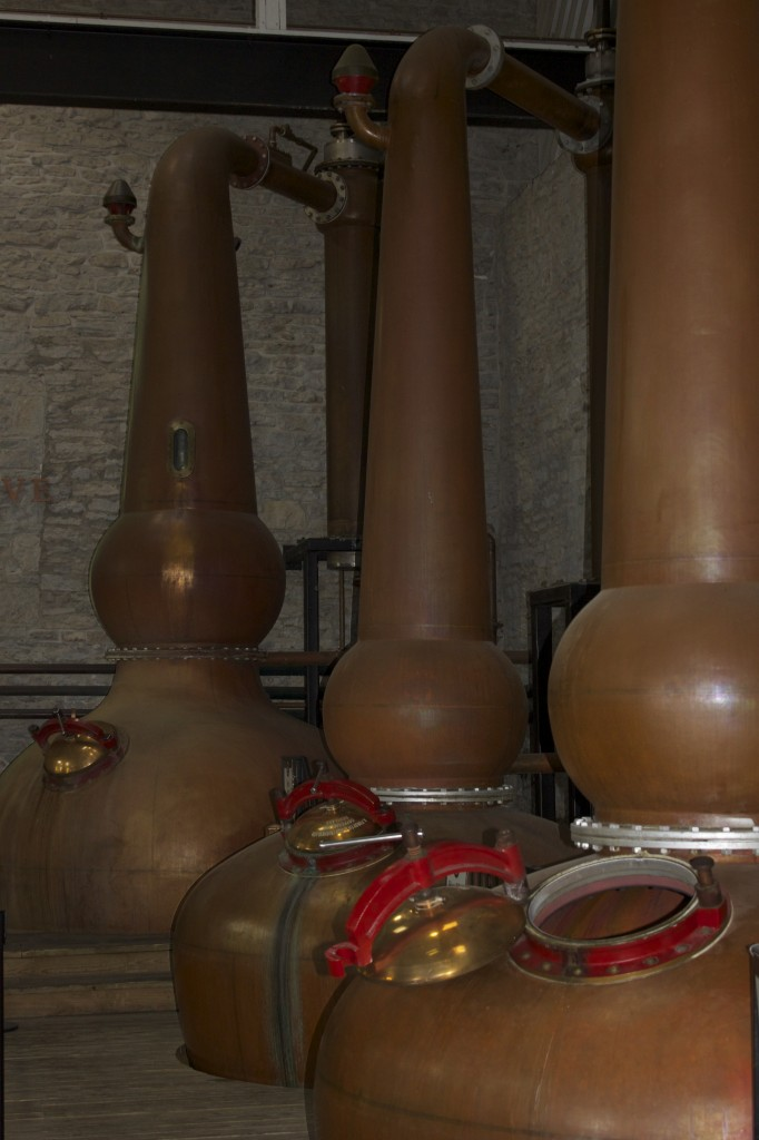 Woodford Pot Stills