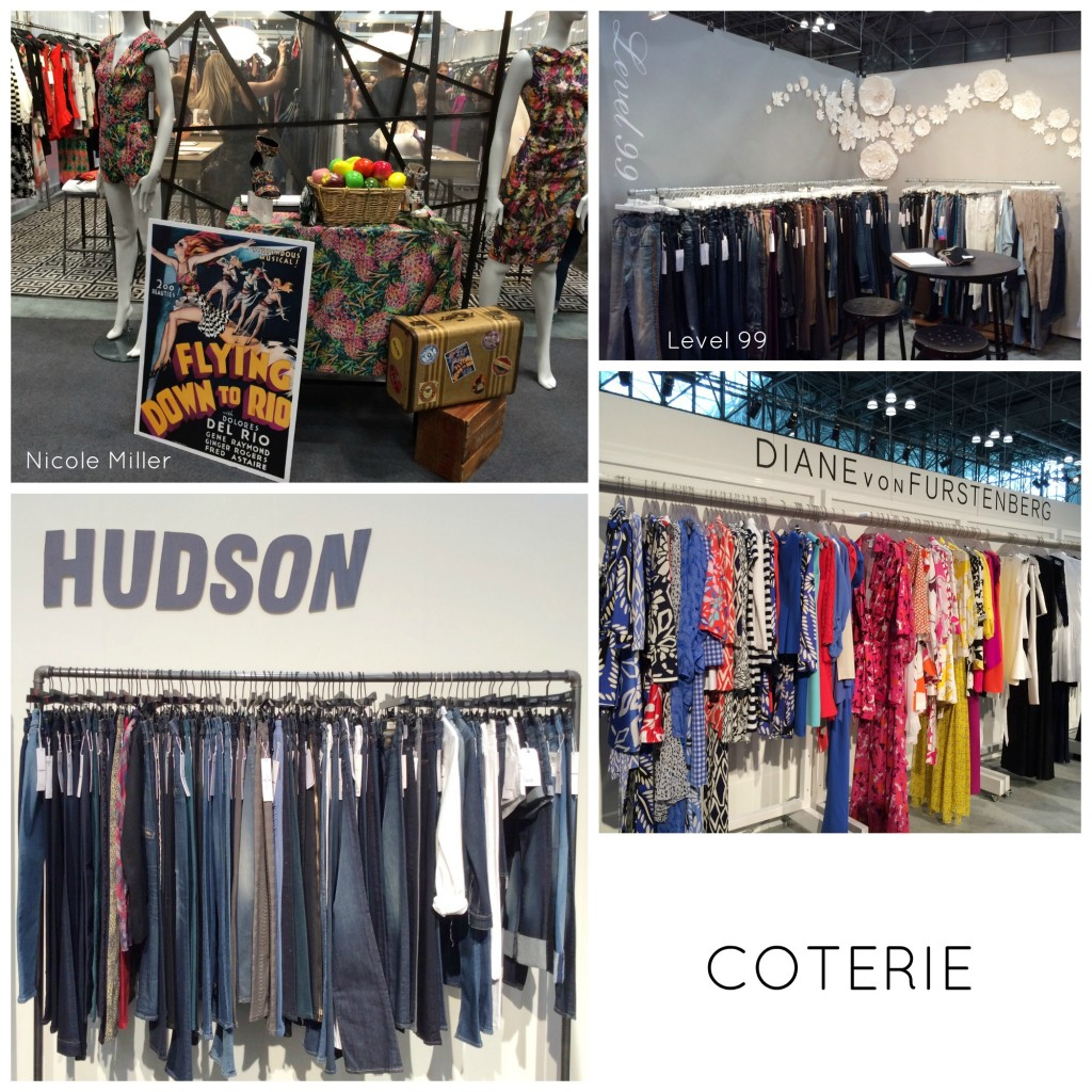 Some snaps from our NY fashion market we attend: Coterie
