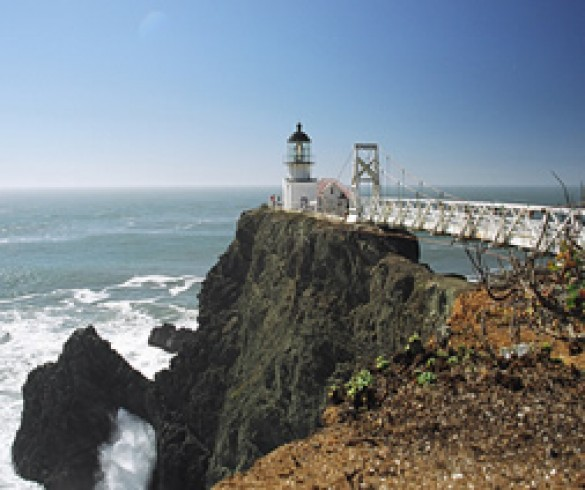 Image result for Point bonita in Marin county